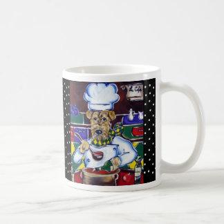 Airedale  Chef Coffee Mug
