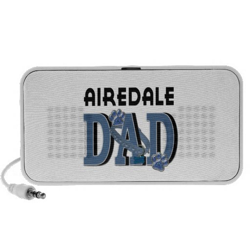 Airedale DAD Portable Speakers