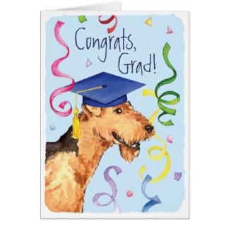 Airedale Graduate Card