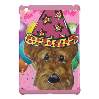 Airedale Party Dog iPad Mini Covers