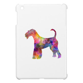 Airedale Terrier 01 in watercolor 2 iPad Mini Case