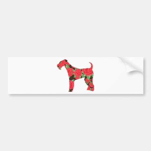 Airedale Terrier Bumper Stickers