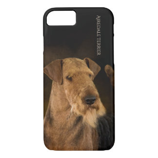 Airedale Terrier Phone Case