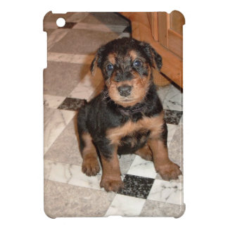 Airedale Terrier Puppy Case For The iPad Mini