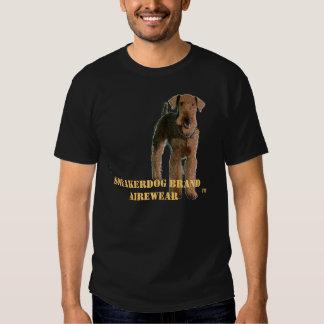 "Airedale Terrier ""Sneakerdog"" T-Shirt"