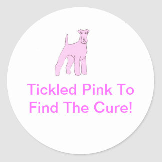 Airedale Terrier Stickers