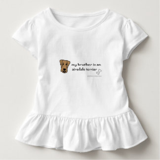 airedale terrier toddler T-Shirt