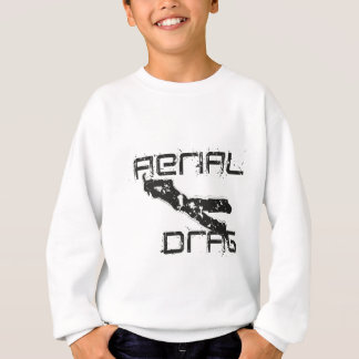 Airefil drag hockey goalie sweatshirt