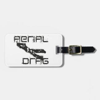 airefil drag hockey keeper bag tag