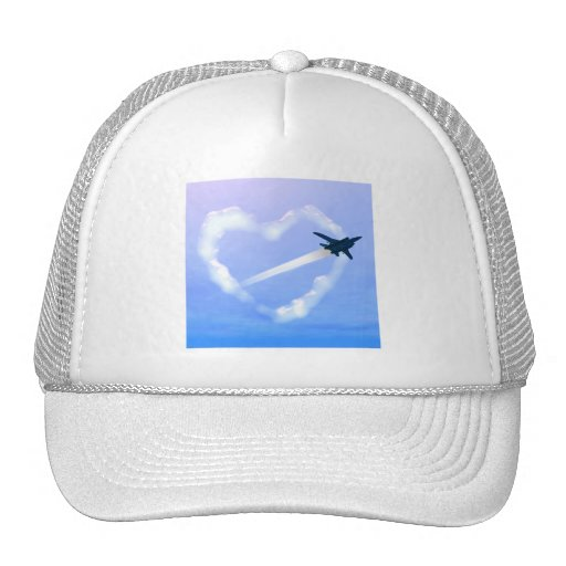 AIRFORCE LOVE HATS