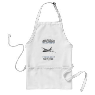 AIRFORCE TRANSPORT SQUADRONS STANDARD APRON