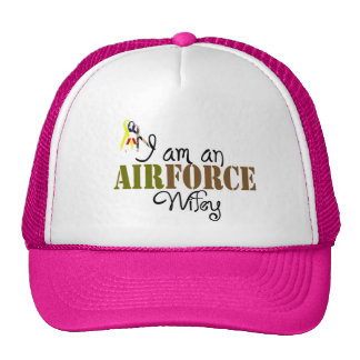 airforce wife cap