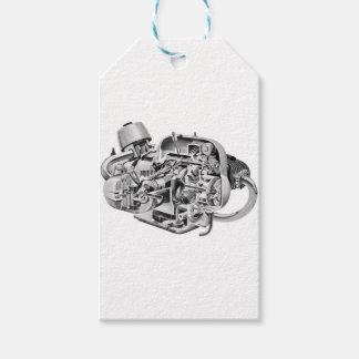 Airhead Cutaway Gift Tags