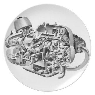 Airhead Cutaway Plate