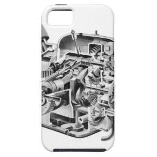 Airhead Cutaway Tough iPhone 5 Case