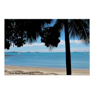 Airlie Beach Poster
