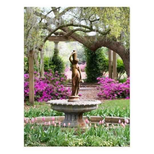Airlie Gardens, Wilmington, NC Postcard