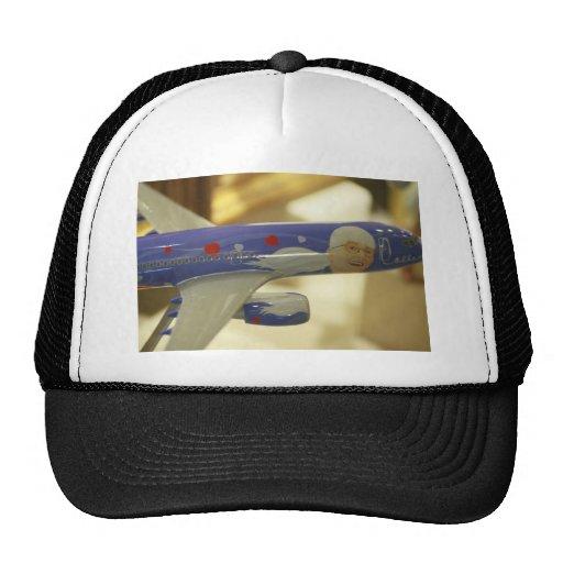 Airline Mesh Hat