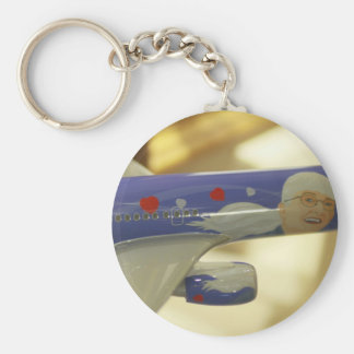 Airline Key Chain