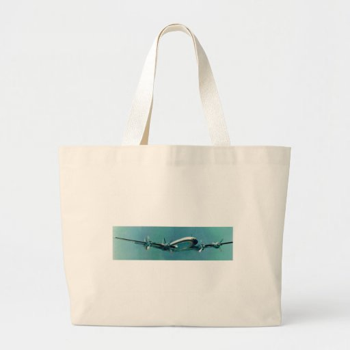 Airline Travel Canvas Bag