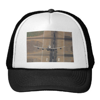 AIRLINER HIGH PERF TAKE-OFF MESH HAT