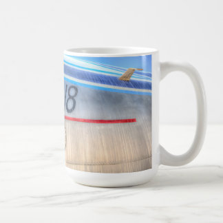 Airlines Ilyushin IL-18 Coffee Mug