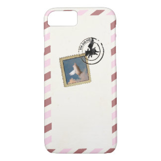 airmail envelope iPhone 7 case