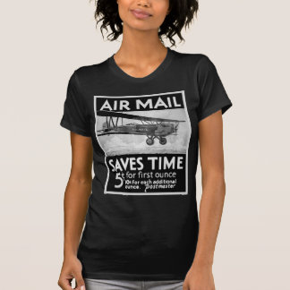 Airmail Poster T-Shirt