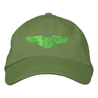 Airman Wings Embroidered Baseball Cap