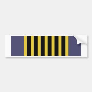 Airman's Medal - Ribbon Bumper Sticker