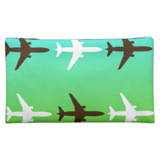 Airplaine Makeup Bags