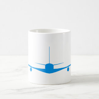 Airplane airplane coffee mug