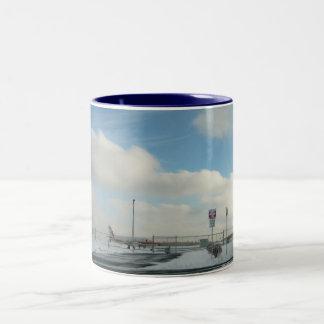 Airplane/Airport Mug