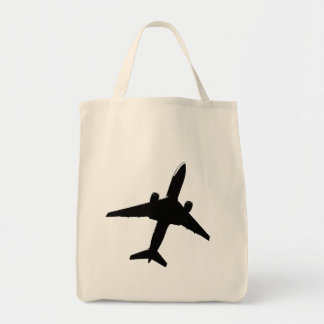 Airplane Canvas Bags