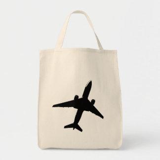Airplane Canvas Bags