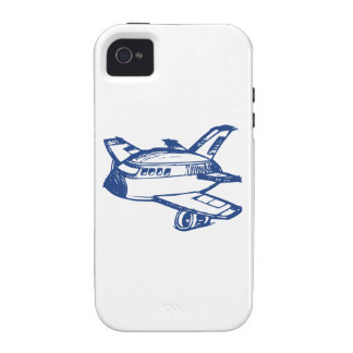 Airplane Case For The iPhone 4