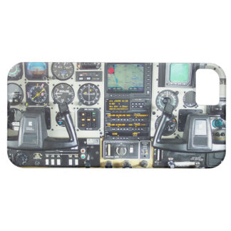 Airplane cockpit iPhone 5 cover