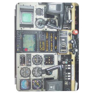 Airplane cockpit iPad air cover