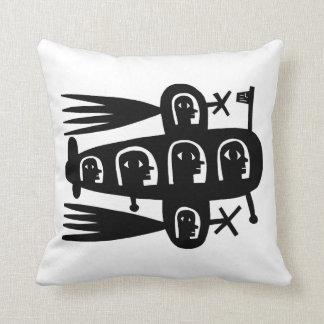 Airplane Cushion