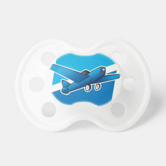 Airplane Baby Pacifiers