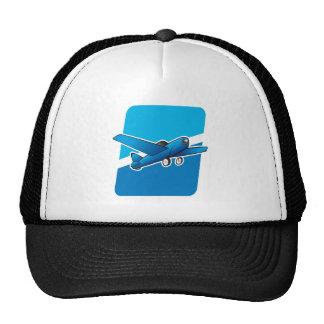 Airplane Mesh Hat