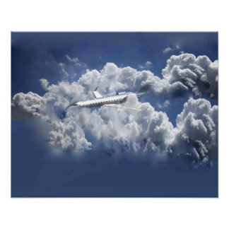 Airplane image posters