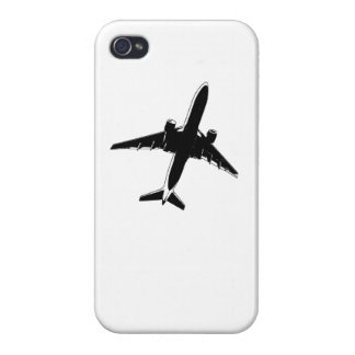 Airplane Cover For iPhone 4