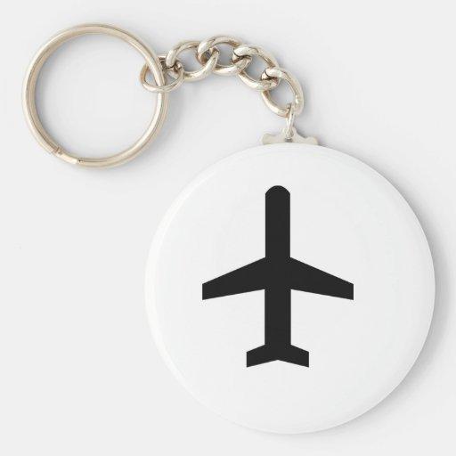 Airplane Key Chains