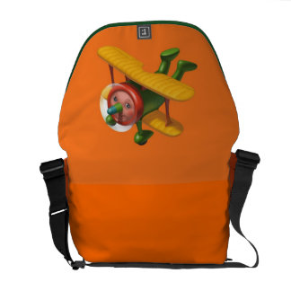 Airplane Kids Tote Commuter Bag