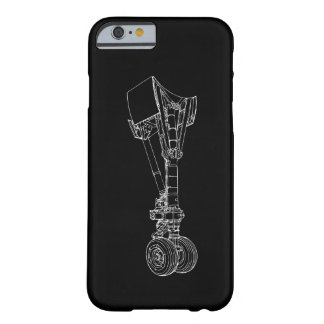 Airplane landing gear iPhone 6 case