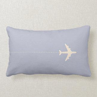 airplane lumbar pillow