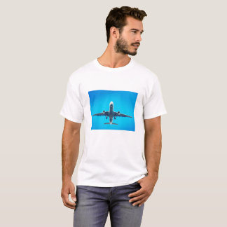 airplane photo T shirt