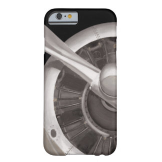 Airplane Propeller Closeup Barely There iPhone 6 Case