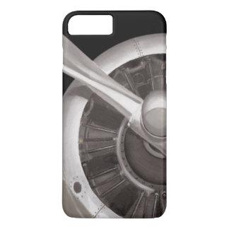 Airplane Propeller Closeup iPhone 7 Plus Case